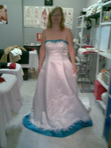 Turning Disaster Into Triumph Wedding Dress Alterations